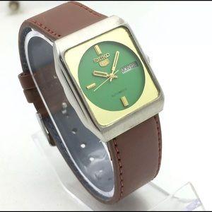 Vintage Seiko Automatic Watch (1979-82)